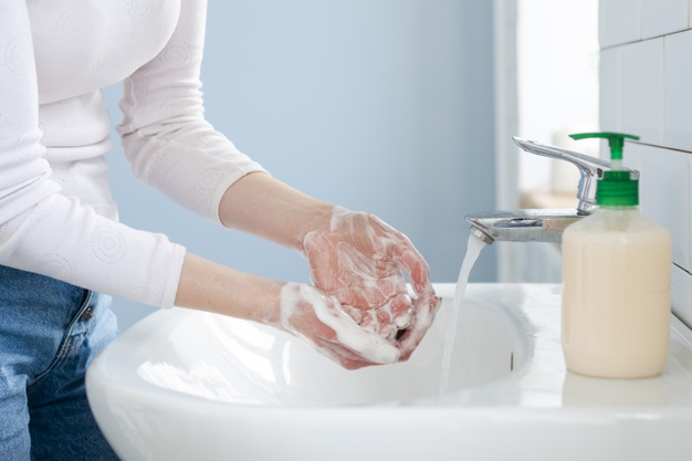 Cómo lavarse las manos correctamente